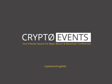 Media Partner - Crypto Events