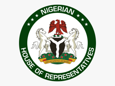 Supporting Partner - Nigerian House of Representatives